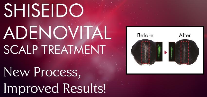 Newly Improved Adenovital Scalp Treatment